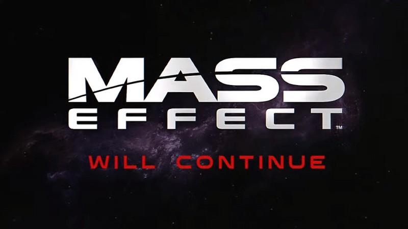 Над новой Mass Effect работают ветераны серии