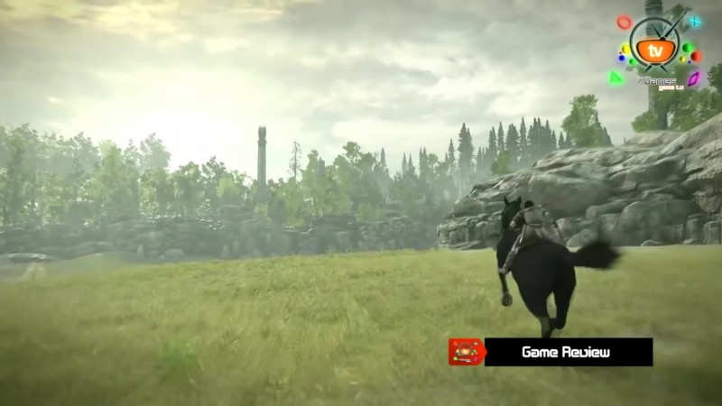 ОБЗОР Shadow of the Colossus PS4