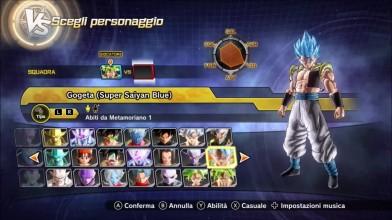 Dragon Ball Xenoverse 2 - Первый взгляд на новый персонажей