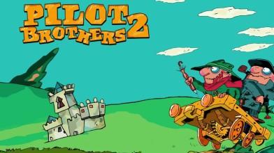 """Pilot Brothers 2 """"Релизный трейлер"""""""