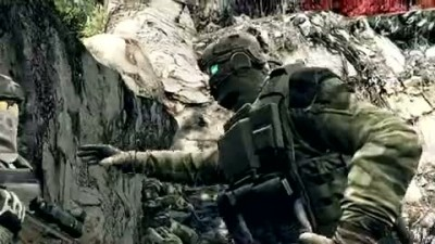 "Tom Clancy's Ghost Recon: Future Solider ""Co-op Walkthrough"""