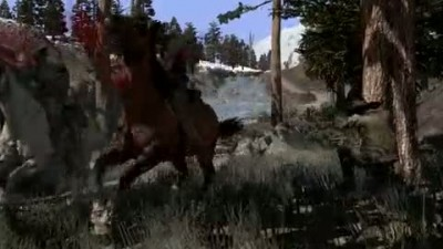 "Red Dead Redemption ""Legends and Killers DLC Trailer"""