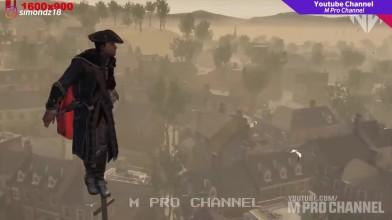 Эволюция паркура в Assassin's Creed 2007 - 2019