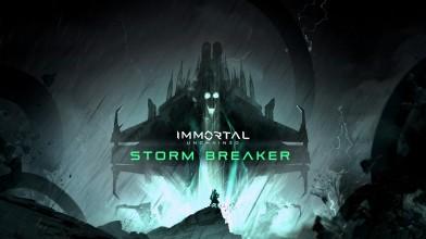 "Для Immortal: Unchained сегодня вышло дополнение ""Storm Breaker"" на PS4, Xbox One и PC"