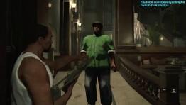 В ремейк Resident Evil 2 добавили Си Джея и Биг Смоука из GTA San Andreas