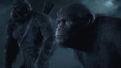 """Состоялся релиз интерактивной фантастической драмы """"Планета обезьян: последний рубеж"""""""