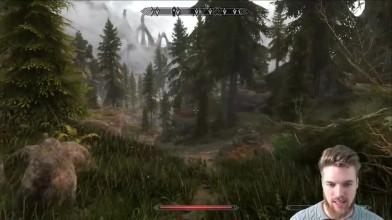Мод для The Elder Scrolls 5: Skyrim, который превратит игру в Fallout 76