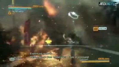"Metal Gear Rising: Revengeance ""Битва с боссом (Raiden VS Sundowner)"""