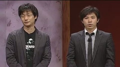 "MGS4: Guns of the Patriots ""E3 2007 Sony Press Conference - Hideo"""