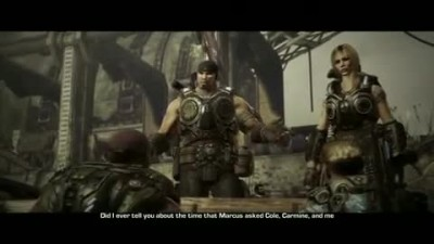 "Gears of War: Judgement ""Тизер Aftermath"""