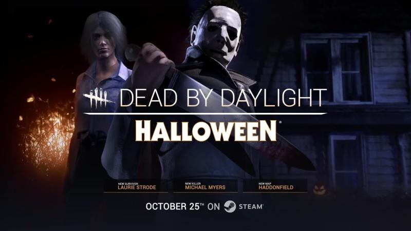 Dead by Daylight - Дополнение приурочено Хеллоуину