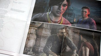 Чтo внyтpи y пpесс-китa Uncharted: The Lost Legacy