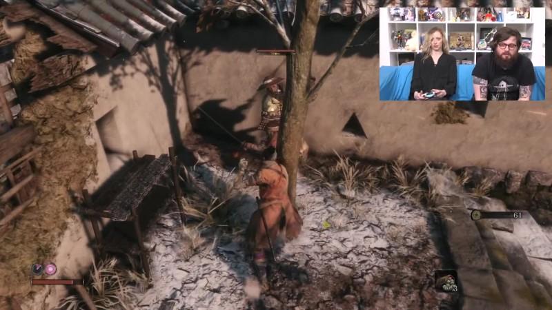 Eurogamer заявил что Sekiro: Shadows Die Twice похож на Assassin's Creed