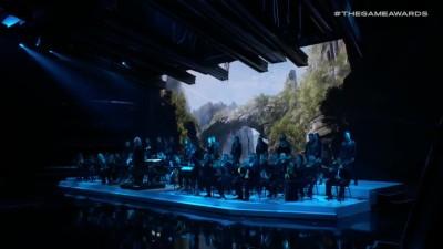 The Game Awards Оркестр исполняет саундтрек из Anthem
