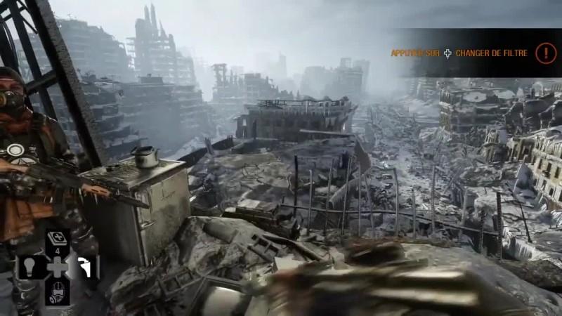 Первое задание Metro: Exodus прохождение PS4