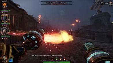 """Warhammer: Vermintide 2 - Сражение на карте """"Fortunes of War"""""""