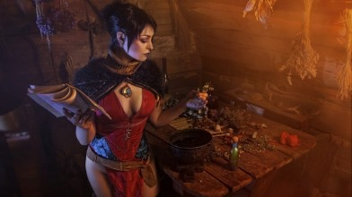 Великолепный косплей по серии Dragon Age с интересной информацией о персонажах (часть 1)