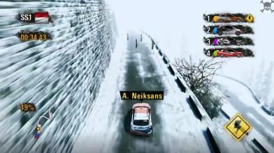 """WRC Powerslide """"Геймплей PC версии"""""""