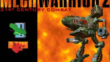 Как выглядел MechWarrior 2 на разных платформах DOS/Win95/3DFX/PS1/Saturn