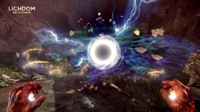 Геймплейный трейлер Lichdom: Battlemage