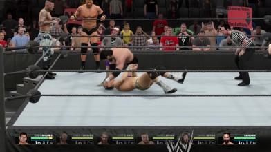 WWE 2K15 клип