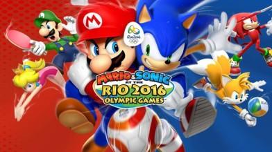Марио и Соник отправятся на очередную Олимпиаду в апреле на 3DS