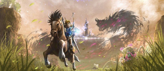 Amazon поменяли дату релиза The Legend of Zelda: Breath of the Wild
