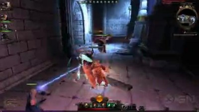 "Neverwinter ""Геймплей Guardian Fighter"""