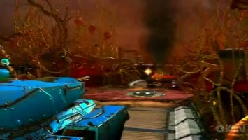"Red Faction: Battlegrounds ""Debut GamesCom 2010 Trailer"""
