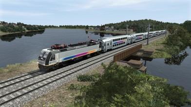 TS: Анонсирован американский маршрут - Morristown Line