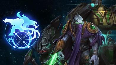 Зератул - обзор командира StarCraft II