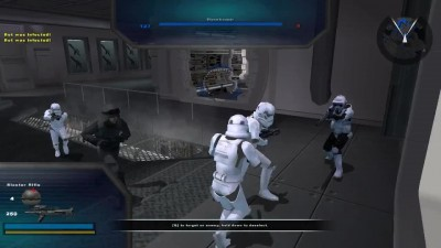 "Star Wars Battlefront 2 ""Моды - Zombie Infection - Death Troopers"""