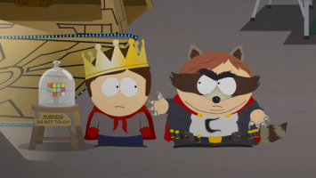 Геймплей South Park: The Fractured but Whole с PAX West
