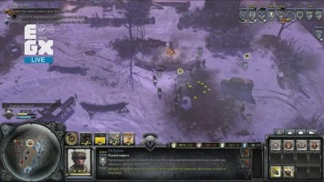 """Company of Heroes 2- Ardennes Assault """"Геймплей"""""""