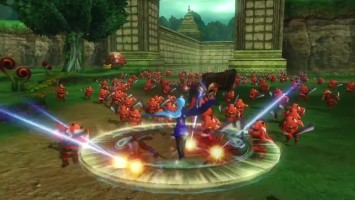 "Zelda Hyrule Warriors ""Fi Trailer (Wii U)"""
