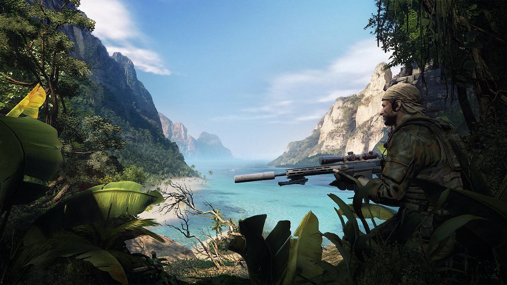 картинки снайпера из игры снайпер воин призрак наиболее популярных разновидностей