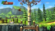 "Donkey Kong Country: Tropical Freeze ""Трейлер игры (Wii U)"""