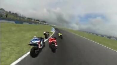 "MotoGP 07 ""E3 2007 Gameplay Montage"""