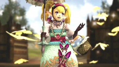 "Zelda Hyrule Warriors ""Трейлер Agitha (Wii U)"""