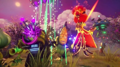 "Plants vs. Zombies: Garden Warfare 2 ""Трейлер наград"""