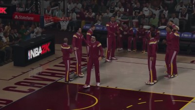 "NBA 2K15 ""LeBron James Cleveland Cavaliers"""