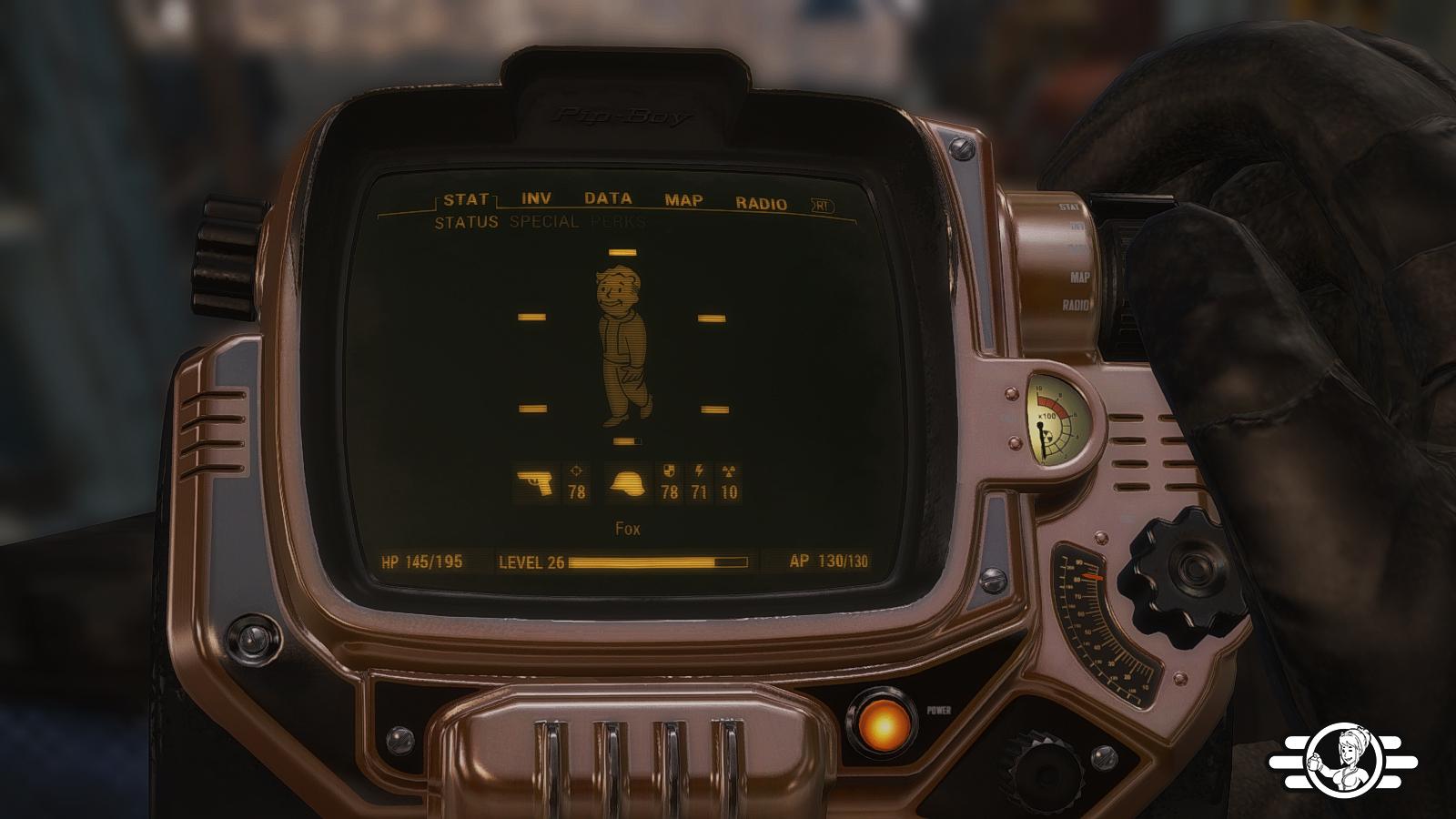 Fallout 3 Пип Бой 3000