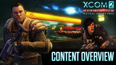 Firaxis официально анонсировала новое DLC для XCOM 2 - Tactical Legacy Pack