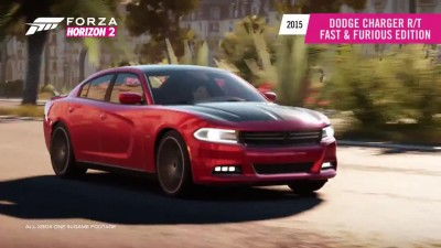 "Forza Horizon 2 ""трейлер Furious 7 Car Pack"""