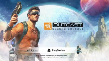 Outcast - Second Contact - Трейлер