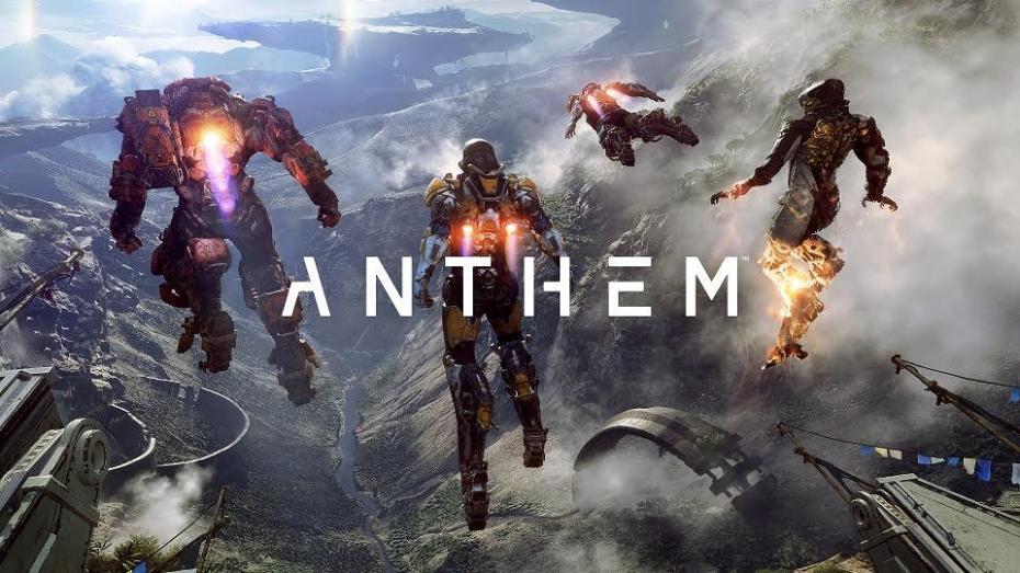 Представлена новая игра отBioWare под названием Anthem