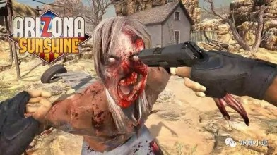 Зомби-шутер Arizona Sunshine появится для PS VR