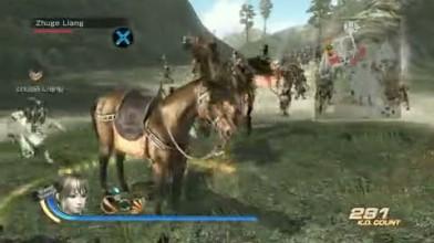 """Dynasty Warriors 7 """"Геймплейное видео"""""""