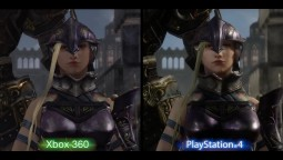 Сравнение графики The Last Remnant Remastered Xbox 360 Vs PlayStation 4