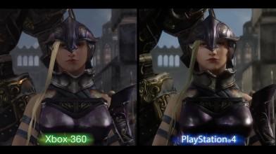 Сравнение графики The Last Remnant Remastered Xbox 360 Vs PlayStation 4